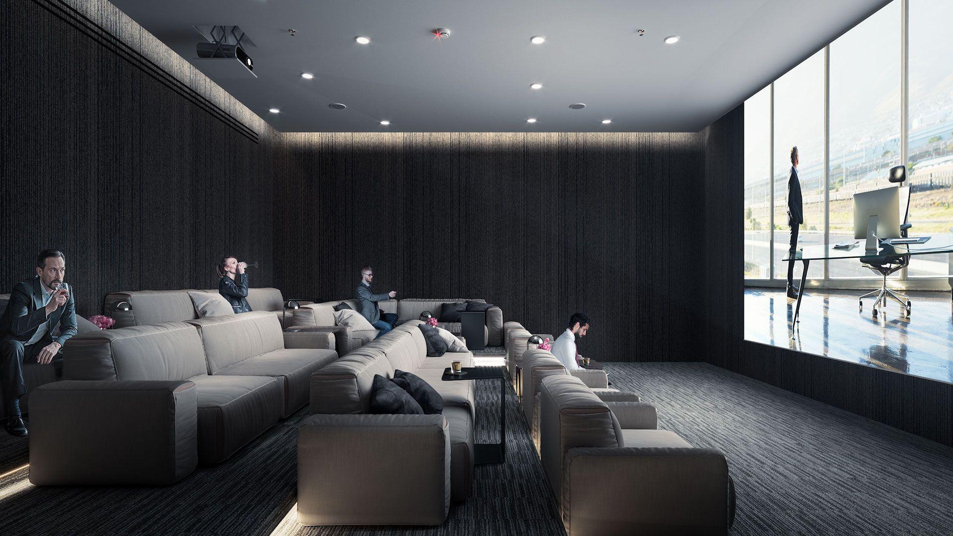 Cosmocrat Puerta de Hierro - Cine
